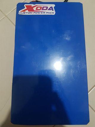 48V 23.8AH Xoda Panasonic Battery