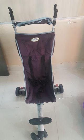 Compact Stroller Jenama QuickSmart