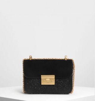 Charles & Keith Handbag New