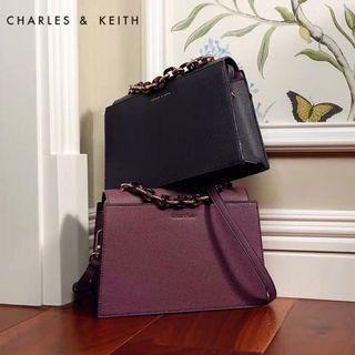 Charles and Keith Handbag New