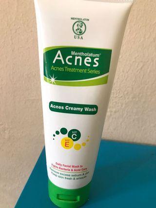 Sale 🔥🔥Acnes Creamy Wash