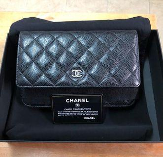Chanel Wallet On Chain WOC