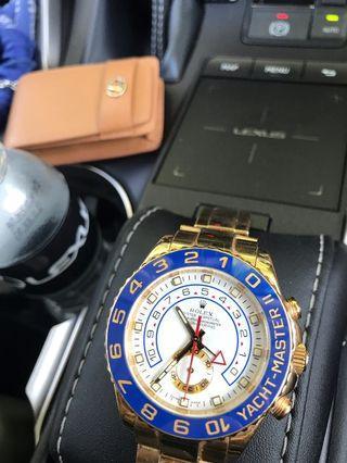 Rolex Yachtmaster II Full Gold original YM 2