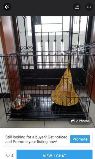 Pet/dog/cat/rabbit cage