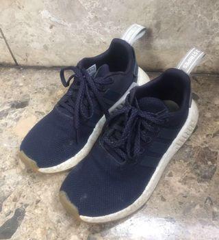Adidas nmd 愛迪達藏青