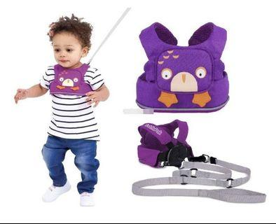 Trunki Toddlepak for Travelling Baby: anti-lost