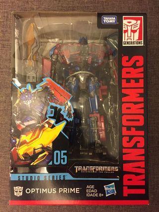 Transformer Optimus Prime SS05