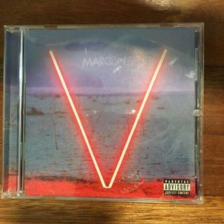 Genuine Maroon 5 V album