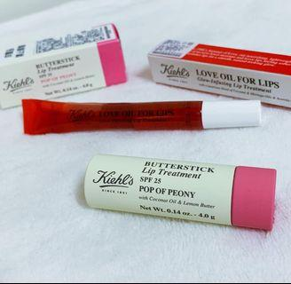 Kiehl's Love Oil for Lips 100% Authentic