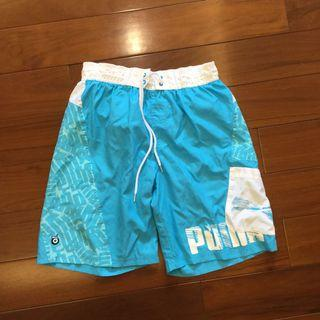 Puma短褲 運動褲 海灘褲