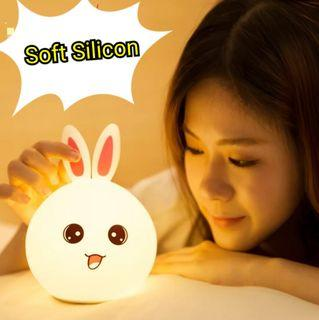 LED Light Silicone Touch Sensor Tap control