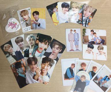 Selling AB6IX Broadcast Photocards / Postcards / L holder / Albums