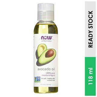 100% Pure Avocado Oil, Now Foods (118 ml)
