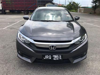HONDA CIVIC 1.5 TC