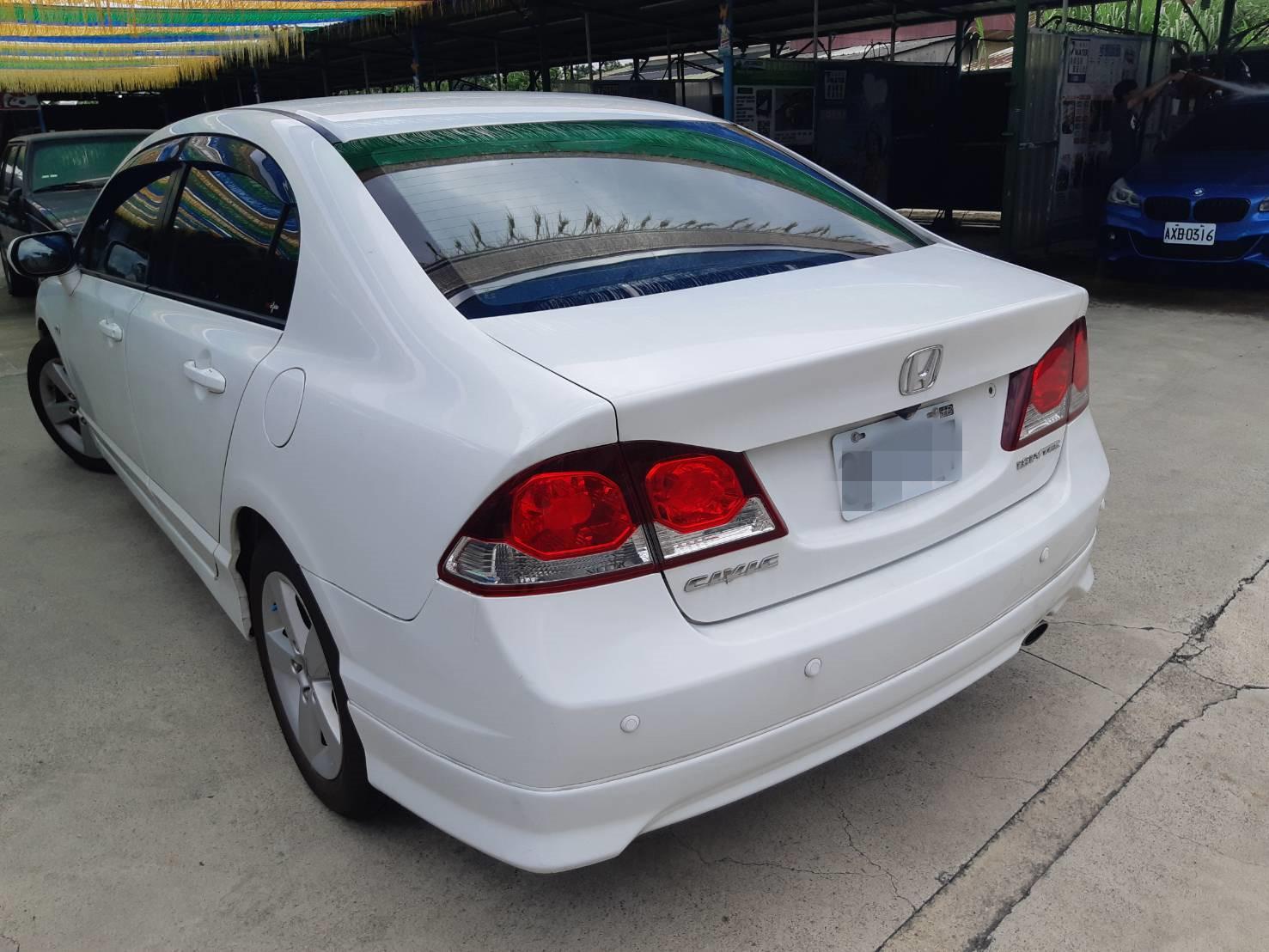 2011年 本田k12 白 1.8跑13萬 熱門車中古車二手車
