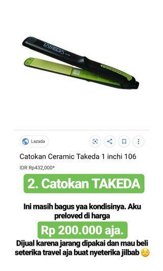 Takeda - catokan