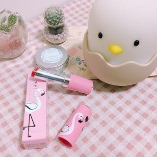 ETUDE HOUSE 琉璃光水漾唇膏(RD303) 3g + 時尚造型唇屬巧盒
