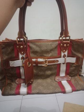 Louis Vuitton Rayures Tote GM