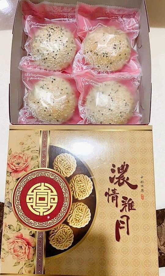 3Q Taiwan mooncake