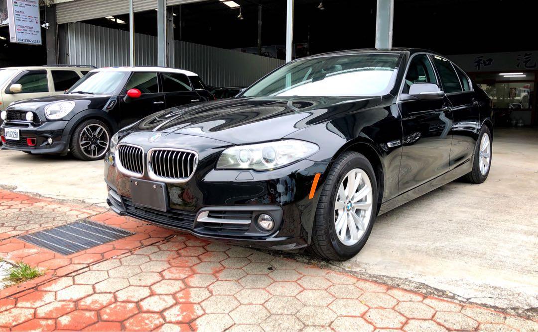 528i BMW 2015年 少跑車況保證