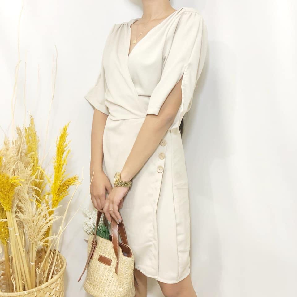 ⚡️ Bella Wrap Dress