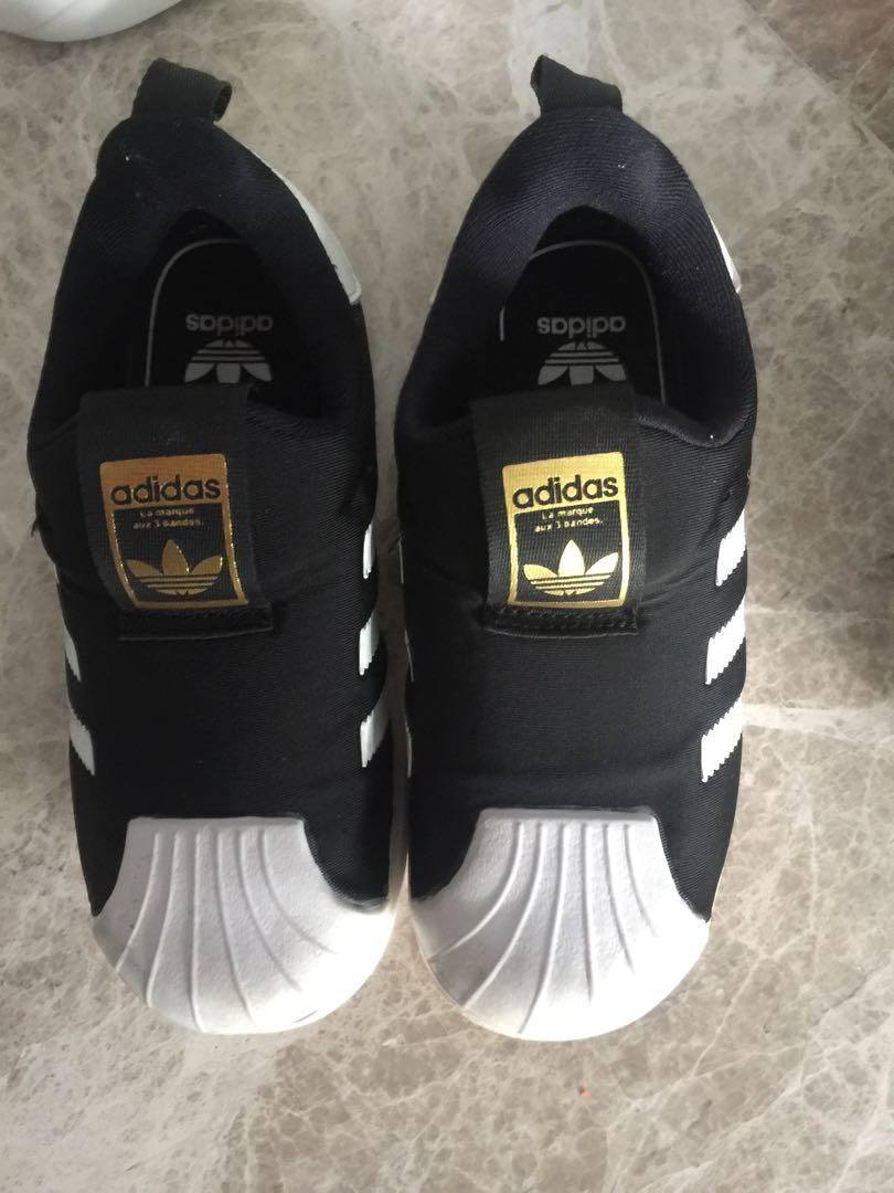 Adidas boys shoes size US 13, Babies & Kids, Boys' Apparel, 4 to 7 ...