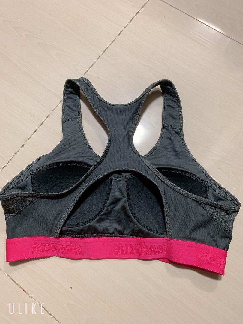 Adidas sports bra-L size