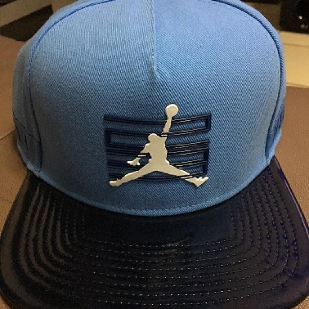 Air Jordan XI 11 WIN 86 Blue Snapback Cap Brand New with Tag