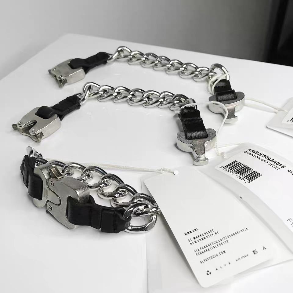 ALYX Studio Logo Men Bracelet