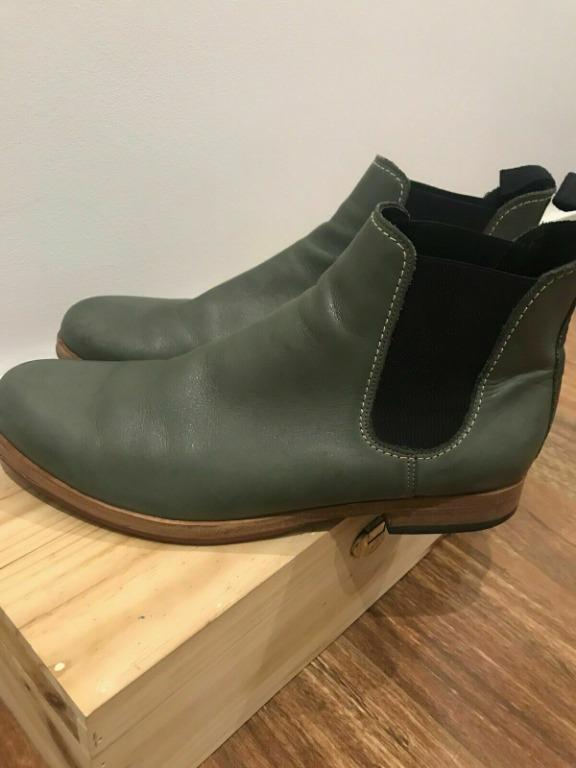 Belmore Men's Chelsea Boots | 9 AU 10 US | Handmade in Sydney | RRP $375
