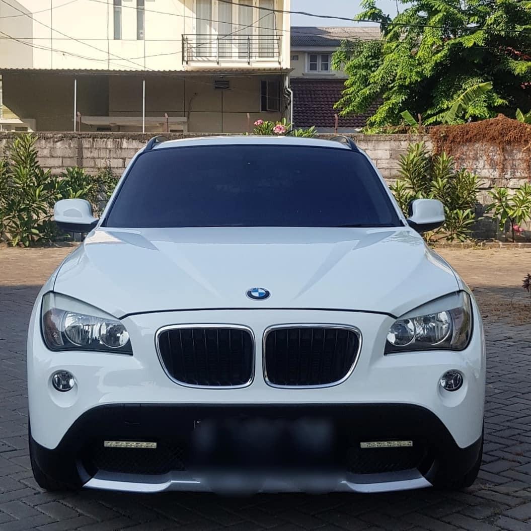 BMW X1 SDrive Tahun 2012