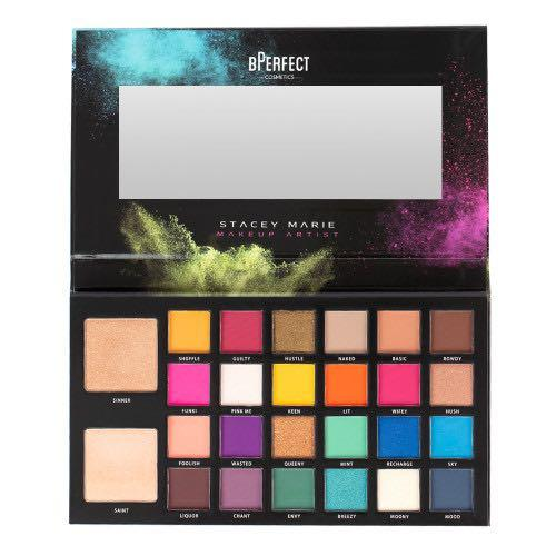BPERFECT x STACEY MARIE CARNIVAL EYESHADOW PALETTE