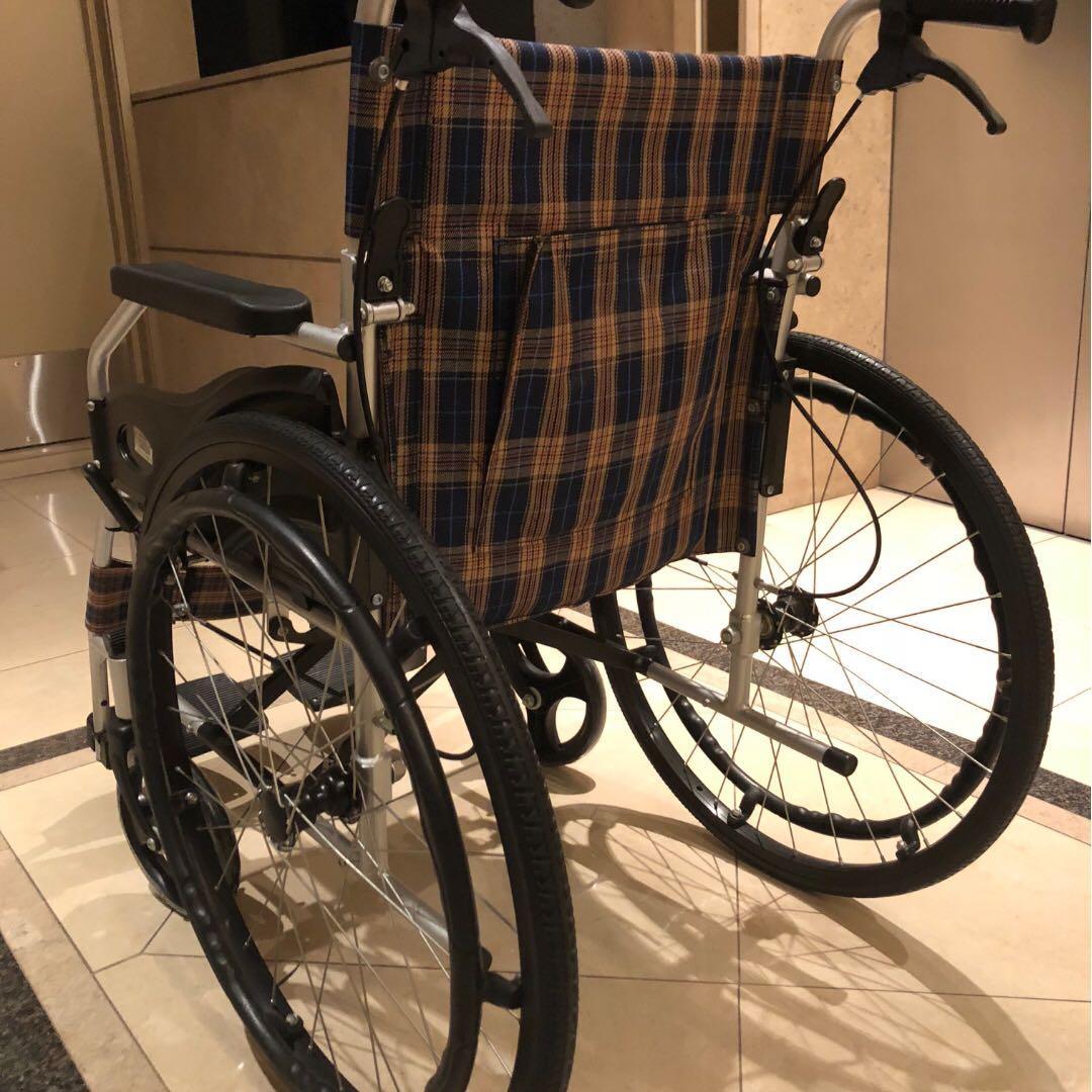 Brand New Wheelchair - still in plastic