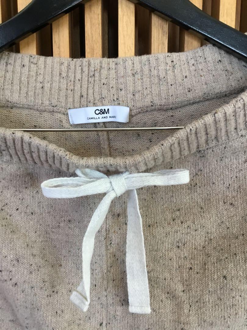 Camilla and Marc C&M Eden Speckle Pants Size Small AU8-10 Excellent Condition