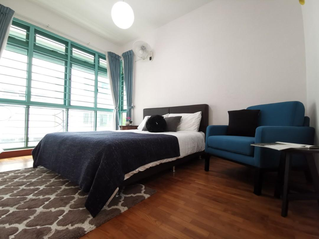 Cheapest 3+1 Rm Renovated SIMS RESIDENCES