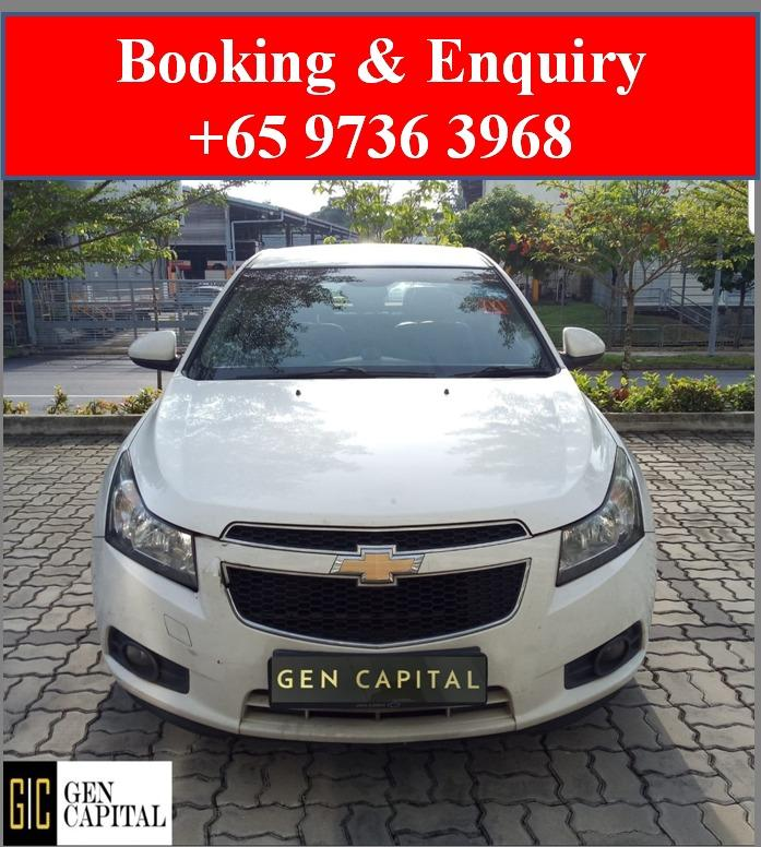 Chevrolet Cruze 1.6A  *Lowest rental rates, good condition!