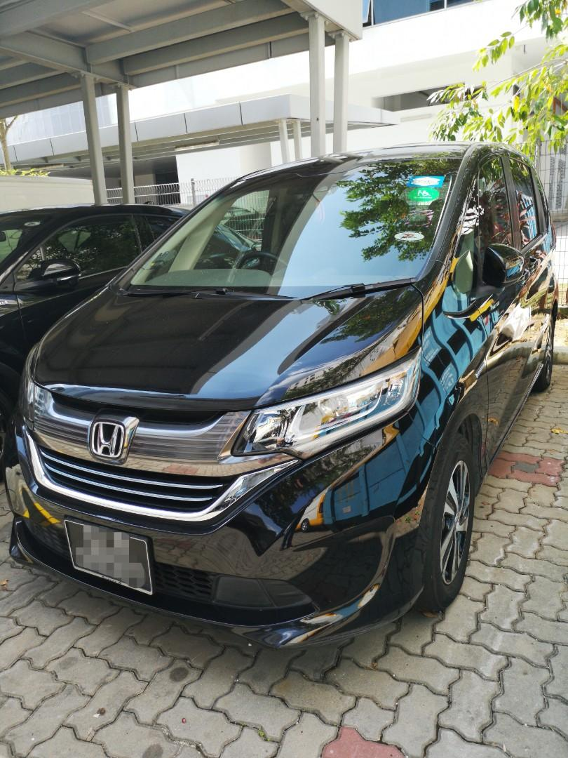 Honda Freed Hybrid, Mazda Axela for Grab, Gojek, National Day Car Rentals