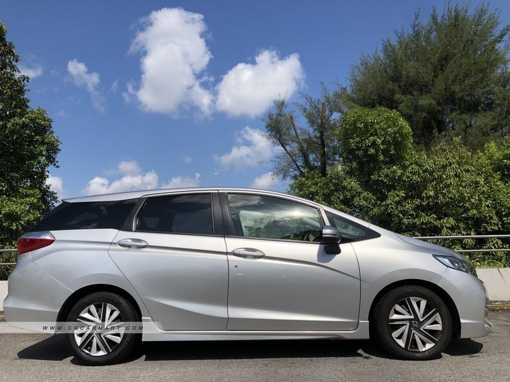 Honda SHUTTLE 1.5A PETROL