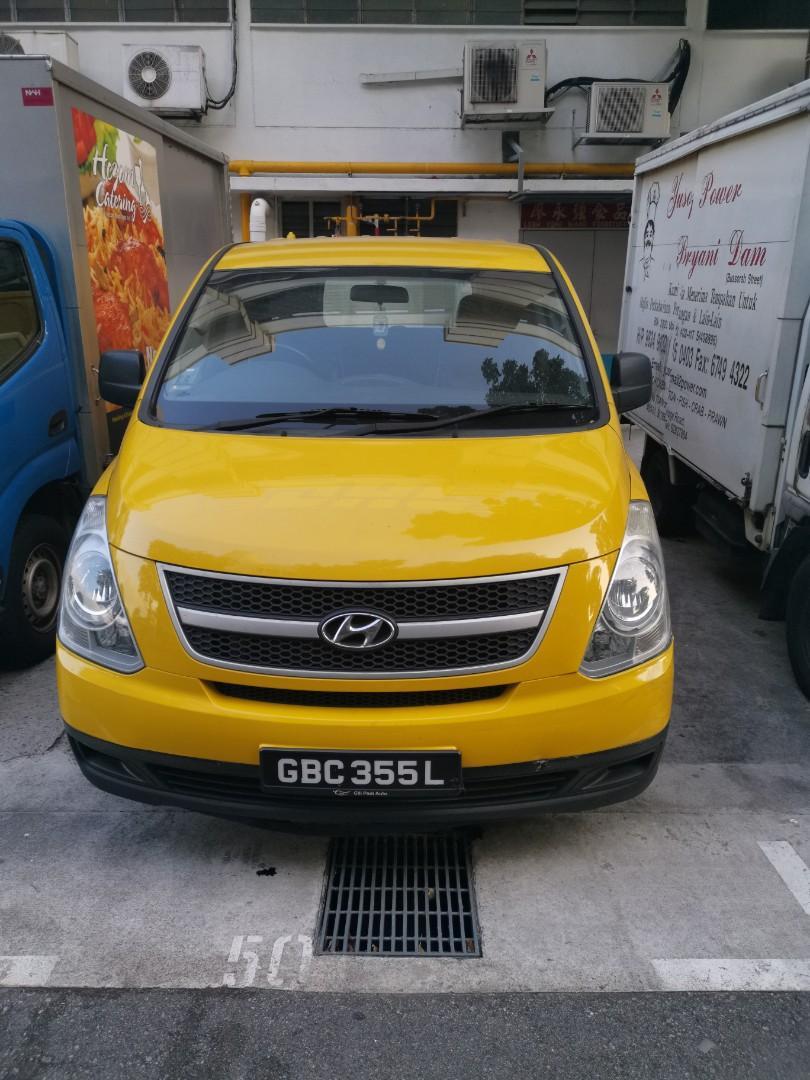 Hyundai Starex 2.5 Manual CRDi