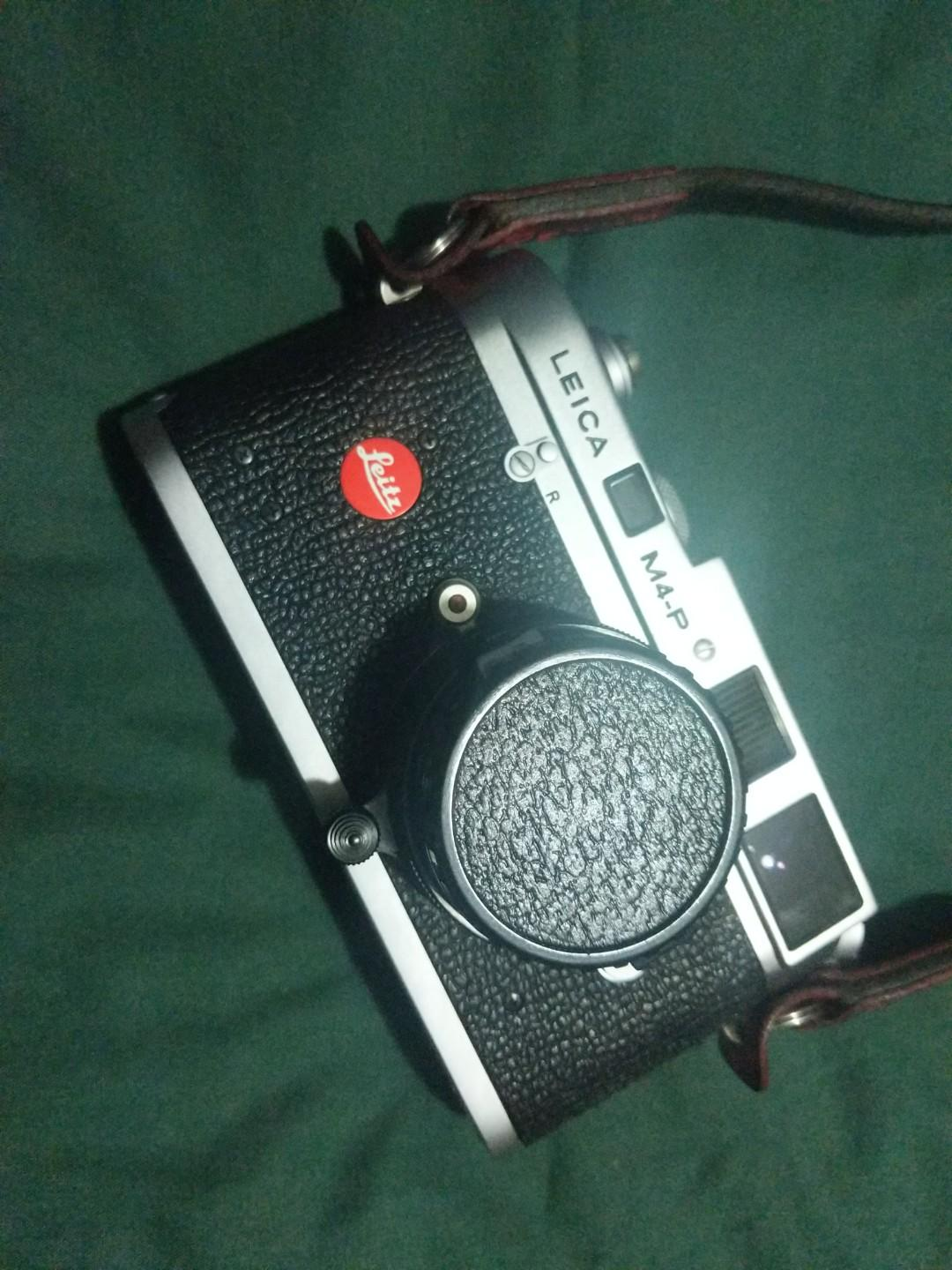 Leica M4P (Viewfinder flushed same as the M6) on Carousell