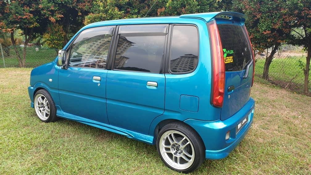 loan @ cash Perodua Kenari 1.0 (auto) 2006