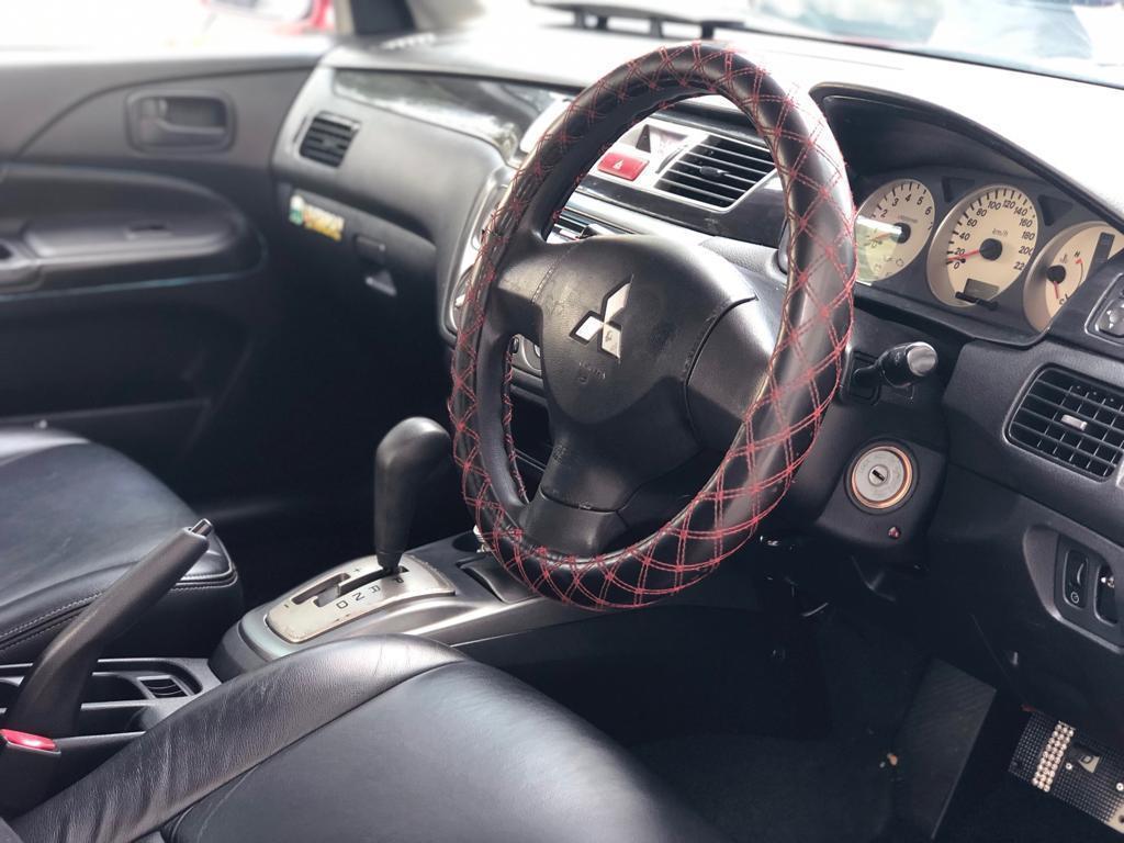Mitsubishi Lancer GLX 1.6A @ Cheapest rates, full support!