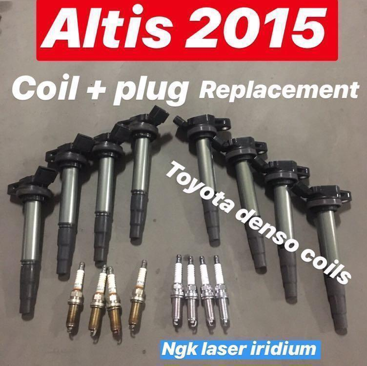 Mobile plug + coil replacement