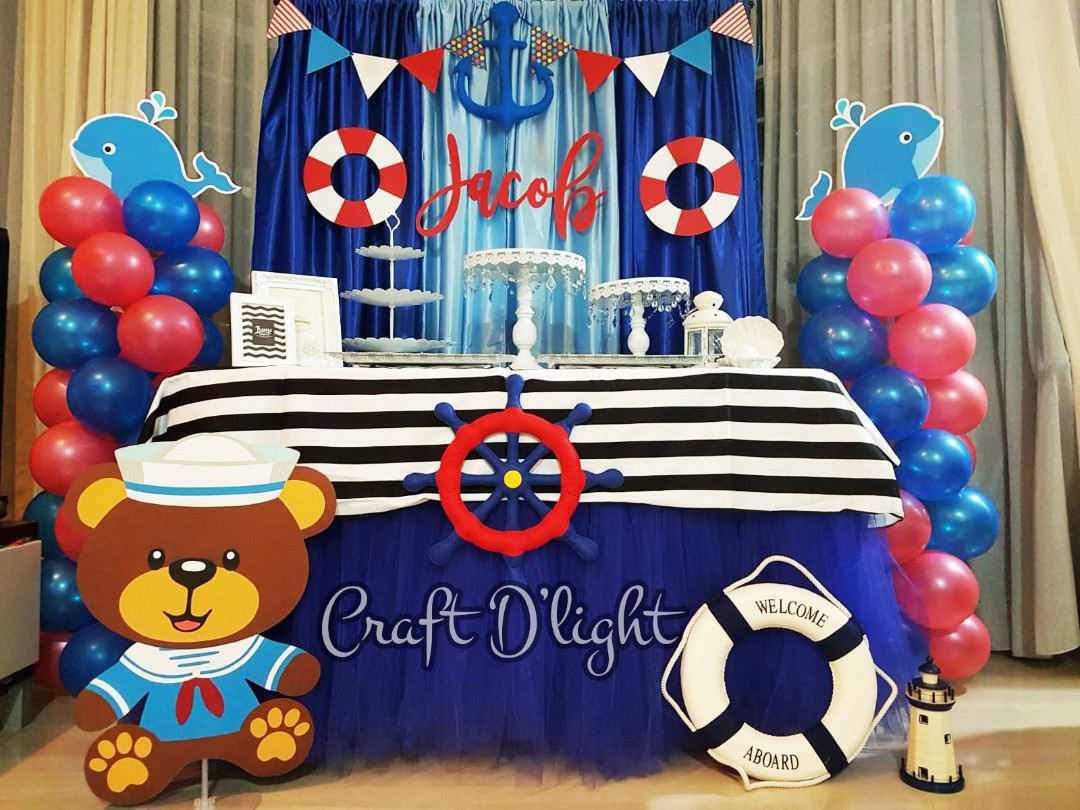 Nautical Theme Party On Carousell
