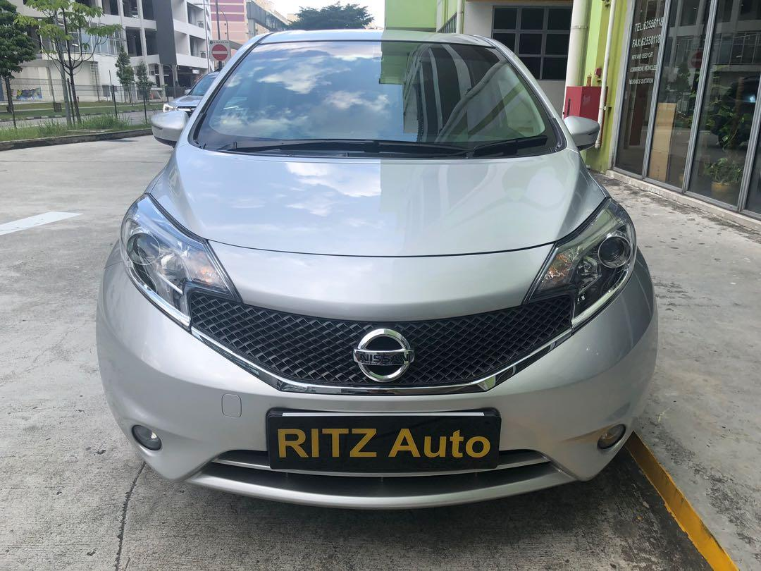 Nissan NOTE Auto 1.2 DIG-S