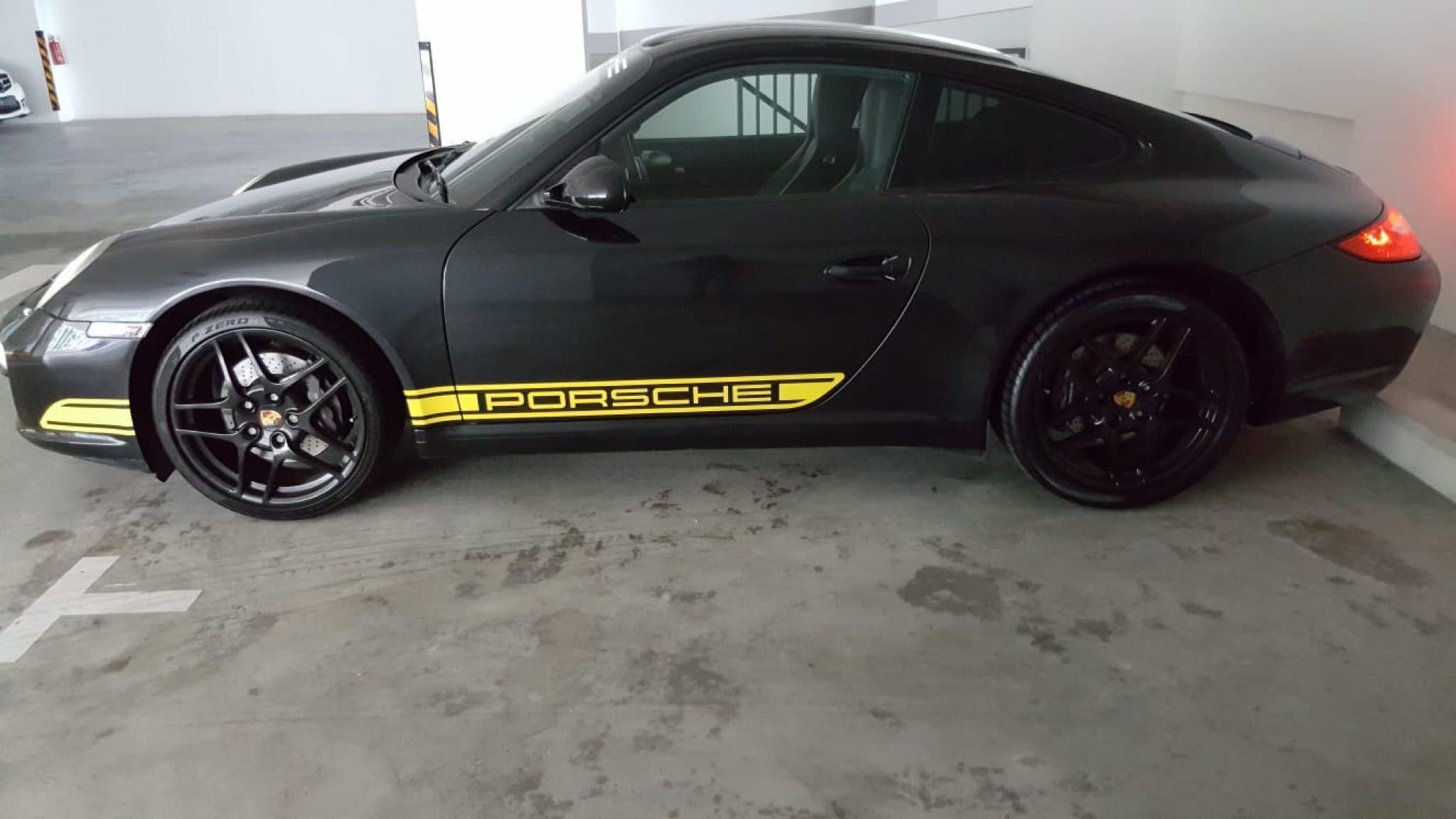 Porsche 911 Carrera Auto PDK