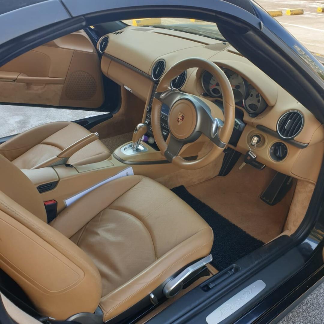 Porsche Boxster PDK Auto