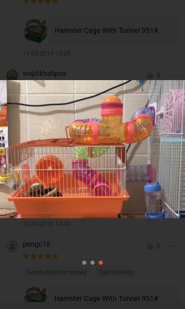 preorder hamster cage