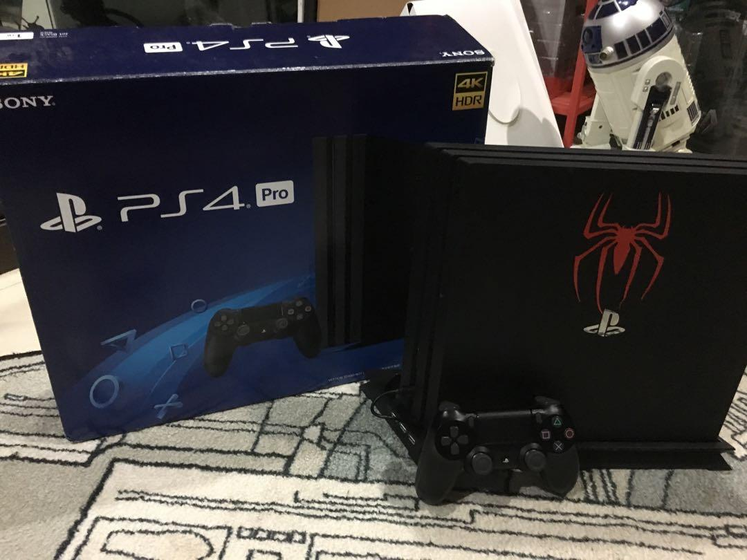 Ps4 pro on Carousell