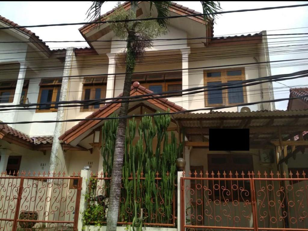 Rumah 2 Lantai Dilengkapi Ac Dan Water Heater Di Raffles